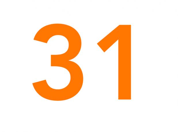 Tæller 31